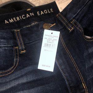 "American Eagle curvy "" highest rise"" leggings. NWT"
